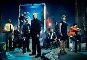 'Breaking Bad' Ensemble on Meth and Method