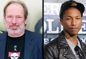 Hans Zimmer and Pharrell Williams to Supervise Music for the Oscars