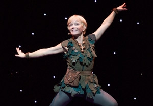 Cathy Rigby Talks About Playing Peter Pan at 59