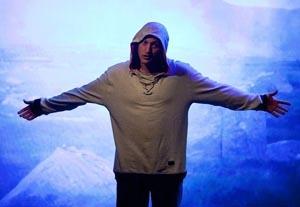 Rapper Baba Brinkman Gets Positively Medieval