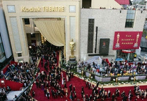 Academy Considers Moving Oscars From Kodak Theatre