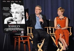 VIDEO: An Evening With 'My Week With Marilyn'