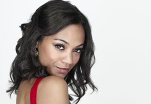 Zoe Saldana Heats Up the Sundance Film Festival With 'The Words'