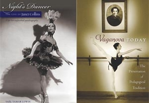 Agrippina Vaganova and Janet Collins Play Starring Roles in New Dance Books
