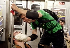 Street and Subway Performers Make Something Out of Nothing