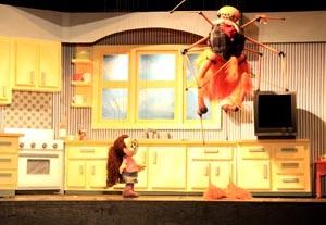 Little Miss Muffet's Monster-Sitting Service