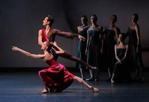 New York City Ballet: All Wheeldon