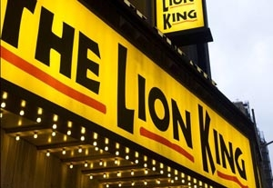 'Lion King' is Broadway's All-Time Box Office King
