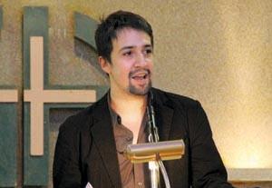 'In the Heights' Creator Lin-Manuel Miranda Touts Hospital Exchange Program
