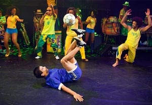 Dance Review: 'Brazil! Brazil!'