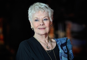 Actress Judi Dench Says She's Battling Blindness