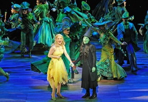 'Wicked' Still Enchants, Don't Cry for 'Evita'
