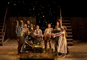 NY Review: 'The Adventures of Tom Sawyer'