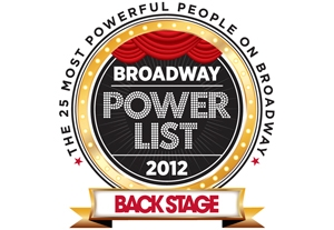 The Back Stage Broadway Power List