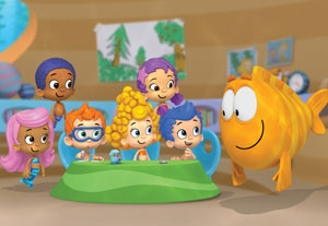 Nickelodeon Casting Child Voice Actors for 'Bubble Guppies'