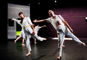 Dance Review: 'David Neumann/Advanced Beginner Group: Restless Eye'