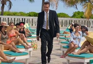 Jeffrey Dean Morgan Stars in 'Magic City'