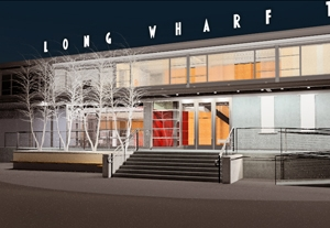 Long Wharf, Signature, and Public Theaters Enjoy Major Renovations