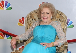 Betty White Creates Work for Older Actors