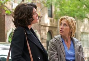 'Nurse Jackie's' Edie Falco, Showrunner Liz Brixius Talk Consequences