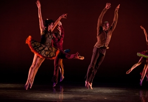 Dance Review: 'Ballet Hispanico'