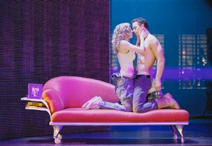 Caissie Levy Plays Demi Moore's Role in 'Ghost The Musical'