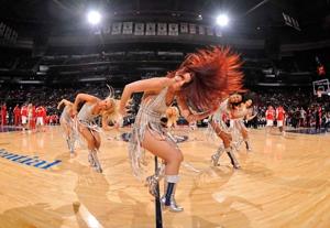 Brooklyn Nets Casting New Dance Team for 2012-13 Season