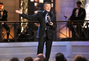Robin Williams Talks Broadway and Club Comics at the Comedy Awards