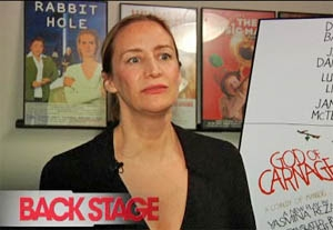 VIDEO: Janet McTeer