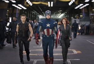 Tim Grierson Reviews 'The Avengers'