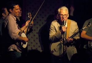 'The Office's' Ed Helms to Release Debut Bluegrass Album