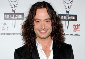 Constantine Maroulis on the 'Rock of Ages' Movie and Sharing Dressing Rooms