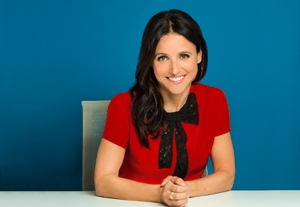 Julia-Louis Dreyfus Jumps Into Politics on HBO's 'Veep'