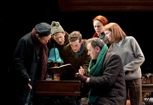 NY Review: 'February House'