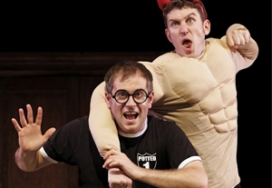 'Potted Potter' Morphs J.K. Rowling's Beloved Novels Into 70 Zany Minutes