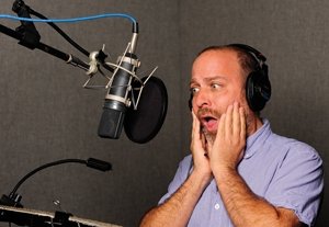 H. Jon Benjamin Lends His Voice to 'Archer' and 'Bob's Burgers'