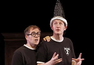NY Review: 'Potted Potter'