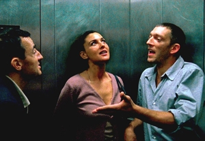 Erica Dasher On Monica Bellucci and Vincent Cassel in 'Irreversible'
