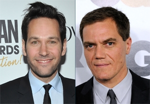 Paul Rudd and Michael Shannon to Star in 'Grace'; 'The Performers' to Hold EPAs