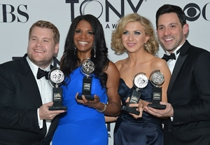 PHOTO GALLERY: 2012 Tony Award Winners