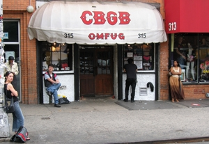 Extras Open Call in Georgia for Movie About Iconic NYC Rock Club CBGB