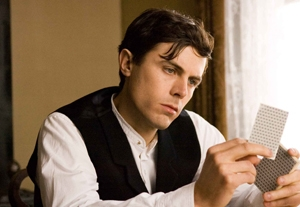 Daniel Gillies on Casey Affleck in 'The Assassination of Jesse James'