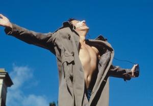 Charlie Hofheimer on Geoffrey Rush in 'Shine'