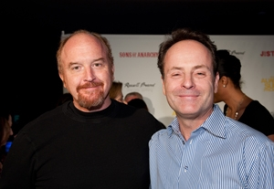 FX President John Landgraf on Louis C.K. and 'Louie'