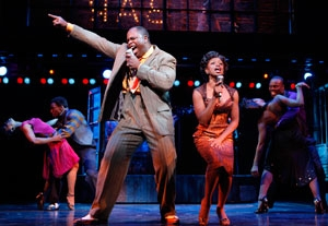 Learning the Ropes of Broadway With 'Memphis'