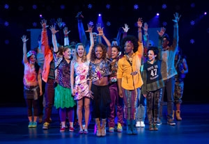 Taylor Louderman and Adrienne Warren Take 'Bring It On' to Broadway