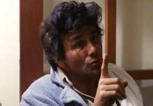 Matt Smith On Peter Falk in 'A Woman Under the Influence'