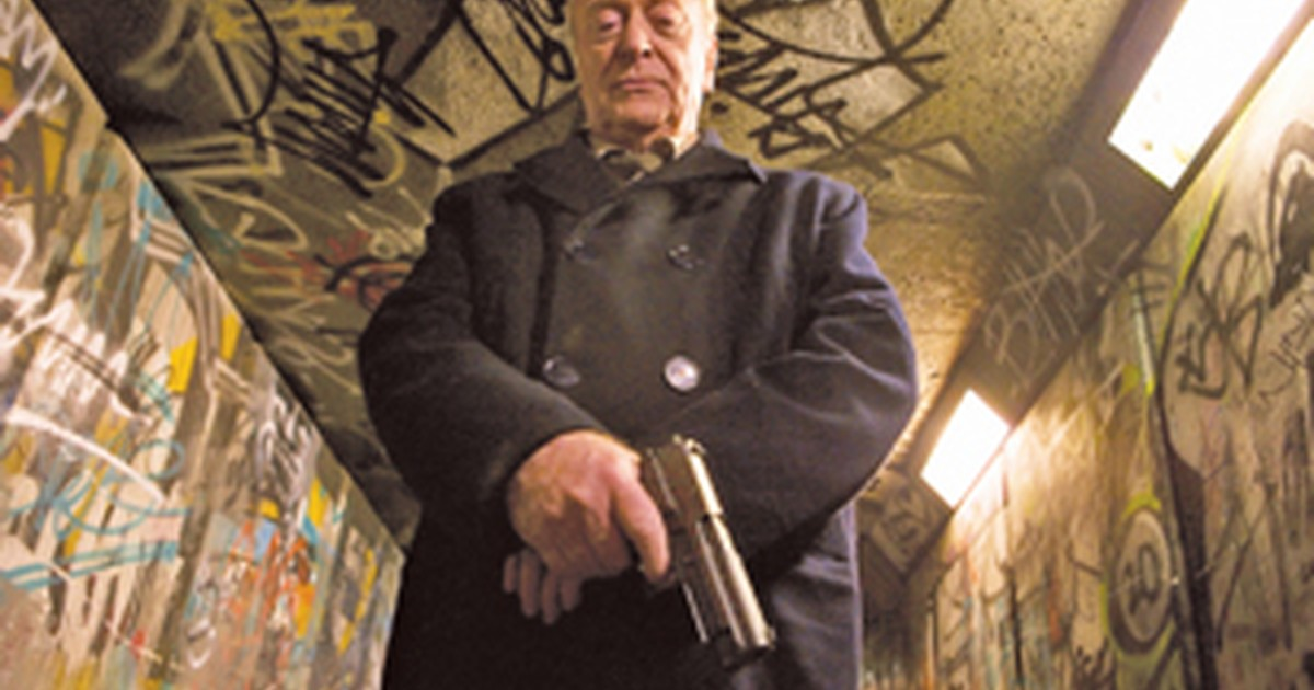 harry brown film review