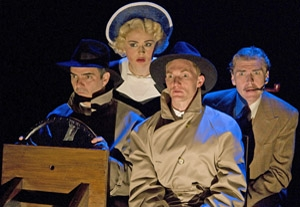 '39 Steps' to Close in January