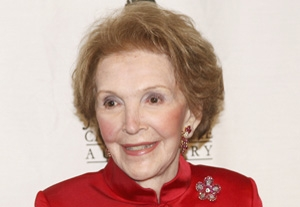 Commentary: Nancy Reagan Deserves SAG Nod